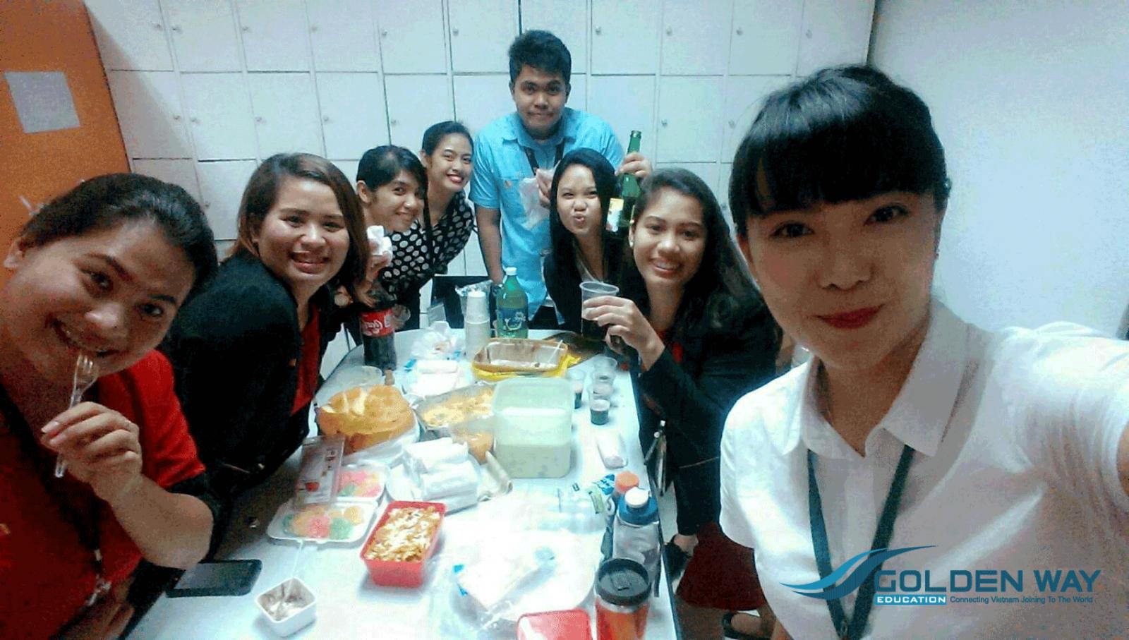 Chương trình internship tại philippines