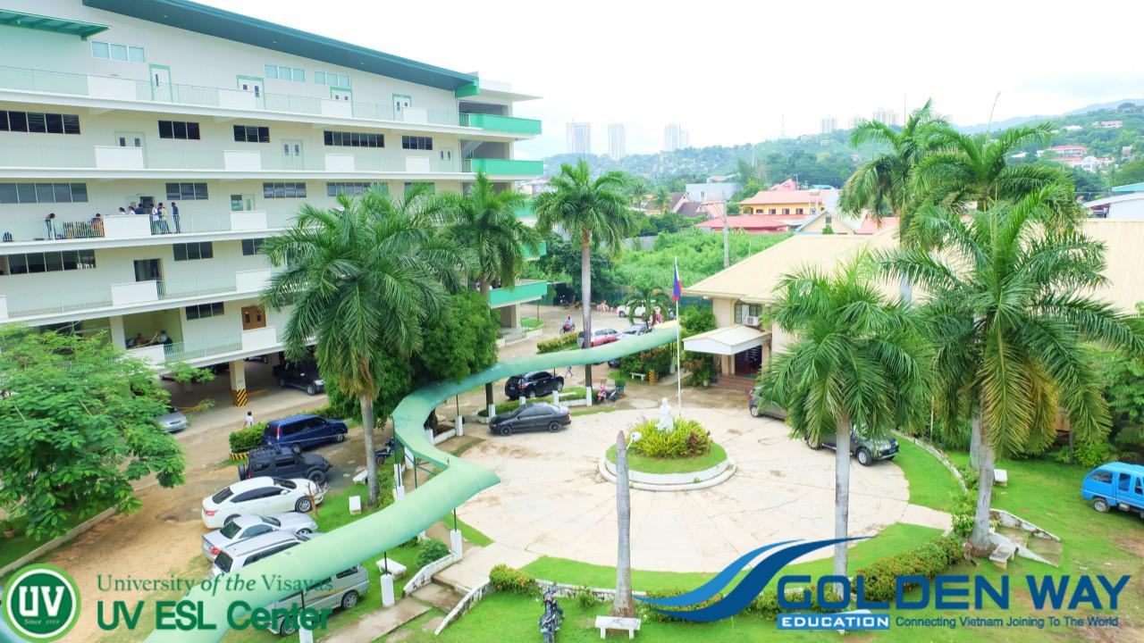 Du học Philippines tổng quan trường UV