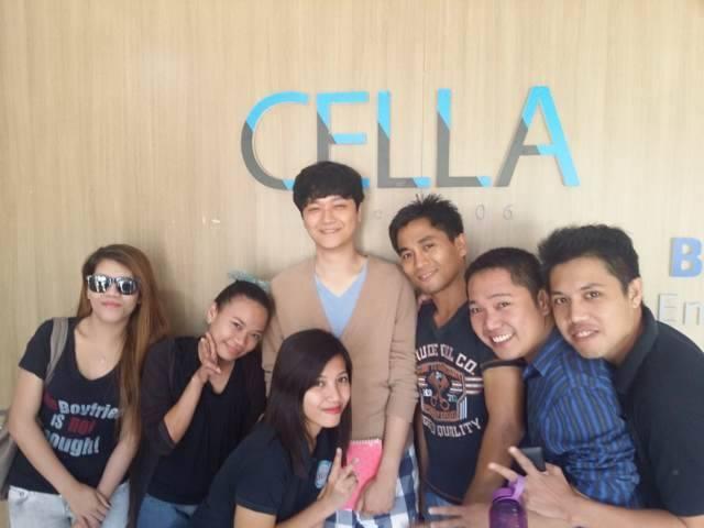 Du học tiếng Anh tại Philippines-trường cella