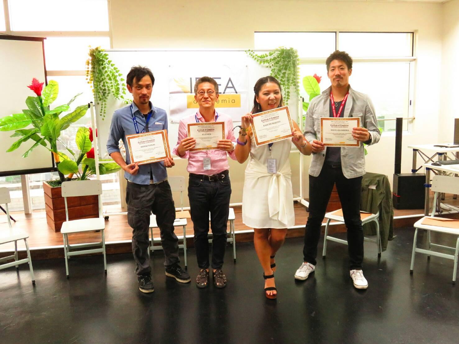 Tiếng Anh thương mại học tại Philippines