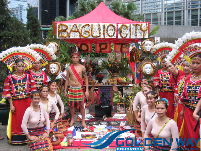 Du học Philippines Baguio