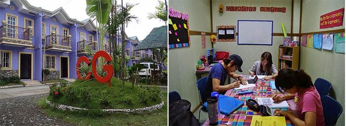 Học tiếng Anh tại Philippines trường CG