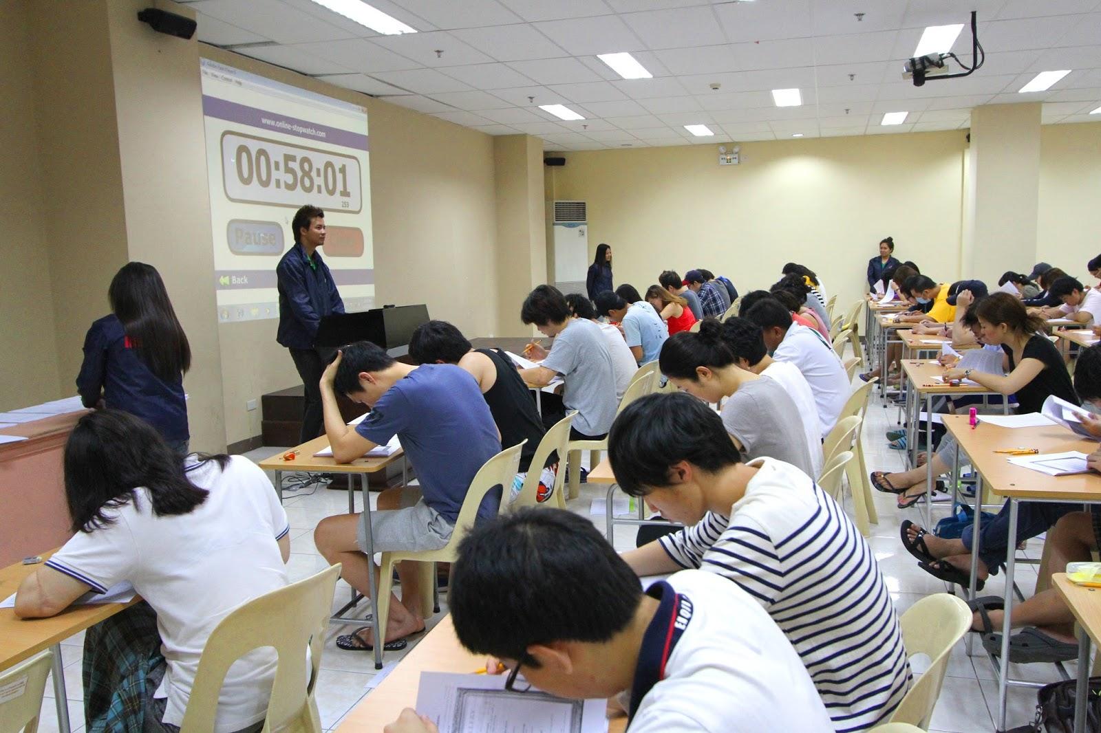 Dự bị đại học tại philippines