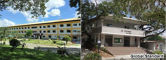 Học tiếng Anh tại Philippines trường GS