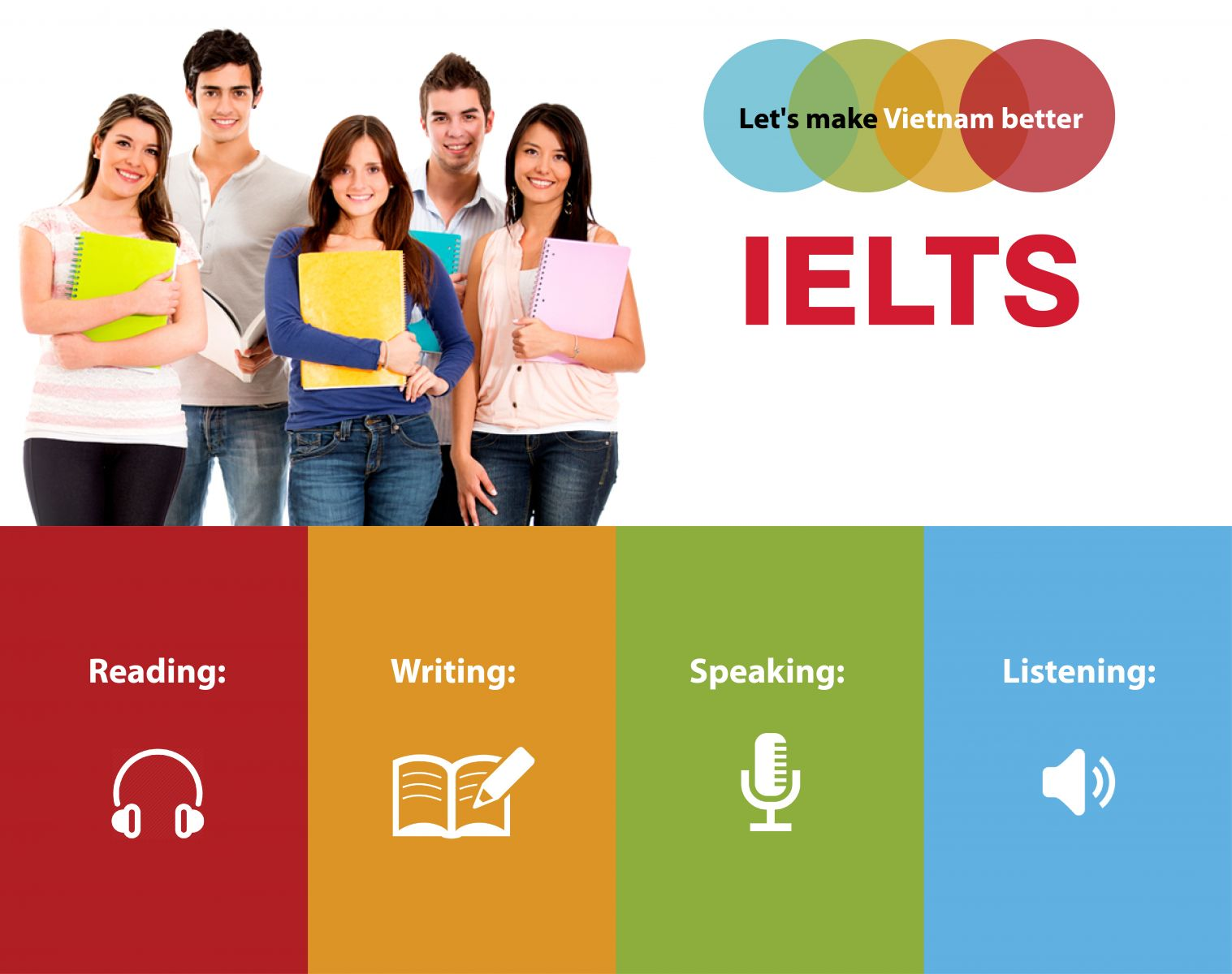 Du học Philippines luyện thi IELTS