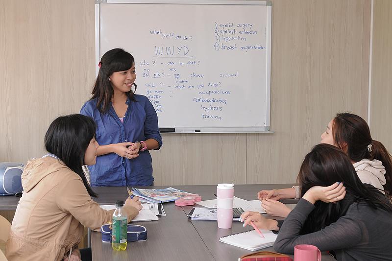 Chương trình đào tạo giáo viên tiếng Anh