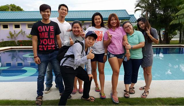 Du học Philippines học tiếng Anh cấp tốc