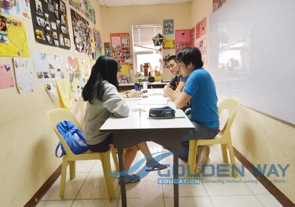 Du học philippines trường anh ngữ C&C