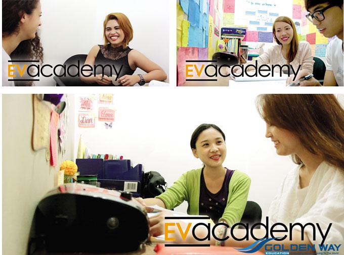 Học tiếng Anh tại trường