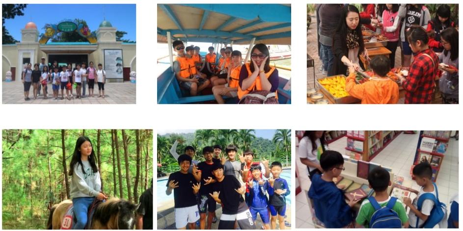 Hoạt động ngoại khóa du học hè philippines