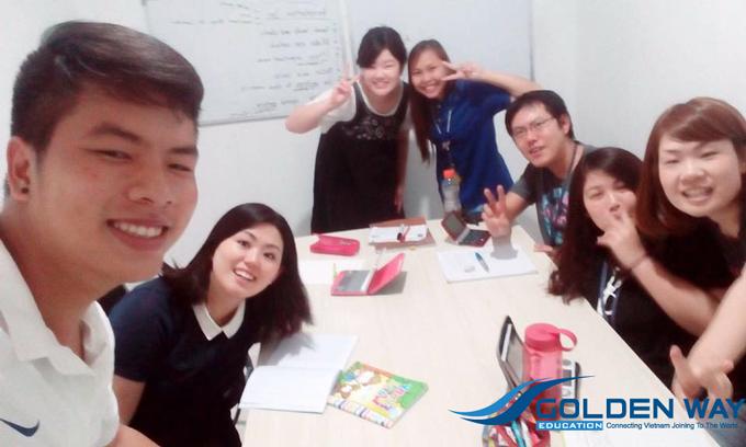 Du Học tiếng Anh thương mại tại Philippines