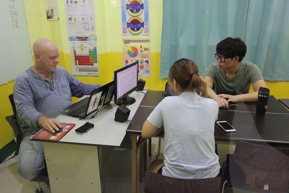 học tiếng Anh giá rẻ tại philippines