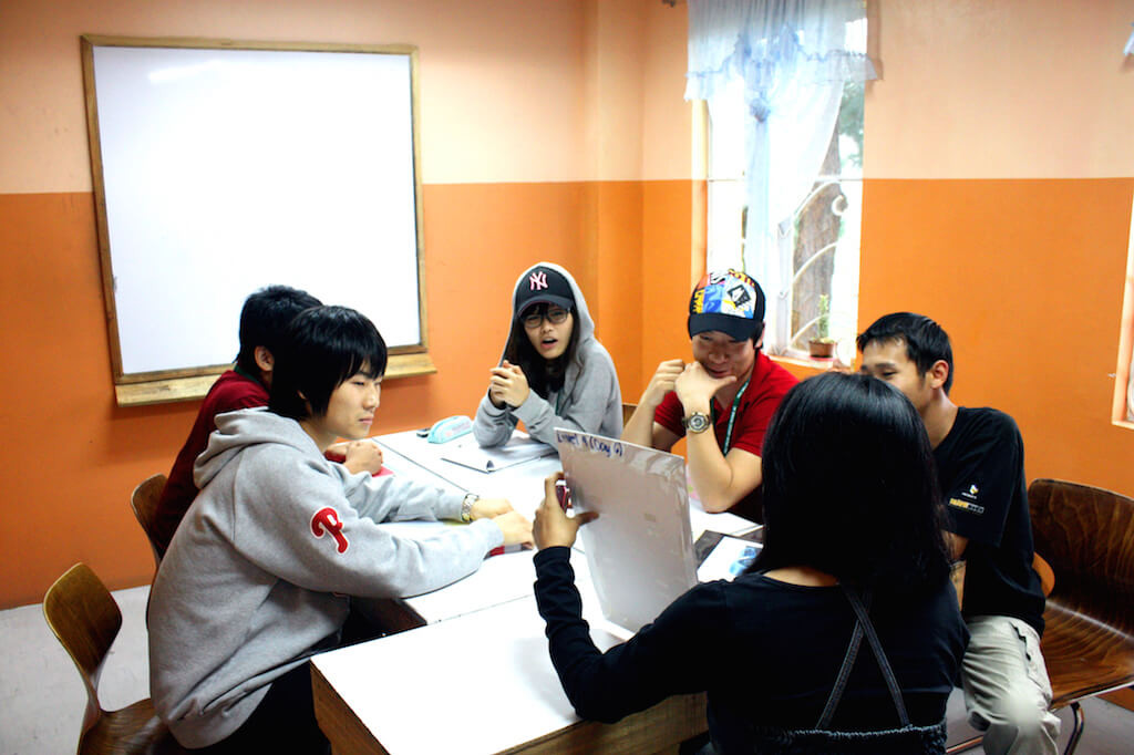 Khoá học tiếng Anh tại philippines