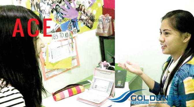 Khóa học ACE tại Philippines trường Philinter