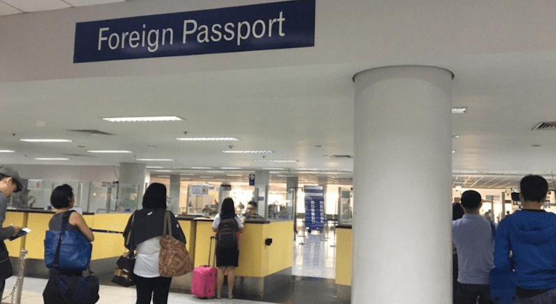 hướng dẫn quá cảnh tại Manila cho học viên Việt  Nam