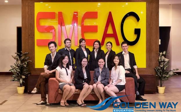 Du học Philippines trường SMEAG