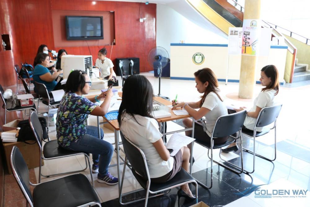 Luyện thi Ietls hiệu quả khi du học tiếng Anh tại Philippines