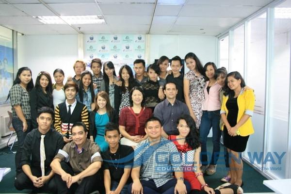 Học tiếng Anh tại Philippines cấp tốc để đi làm