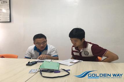 Thời khóa biểu trường Anh ngữ HELP - Philippines