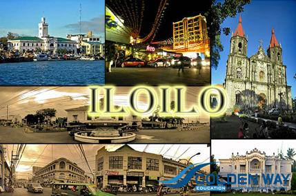 Học tiếng Anh tại Philippines - Thành phố ILOILO