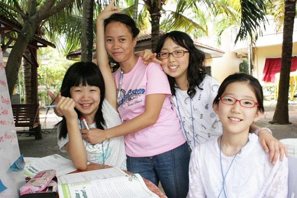 Chương trình học tiếng Anh hè tại Philippines