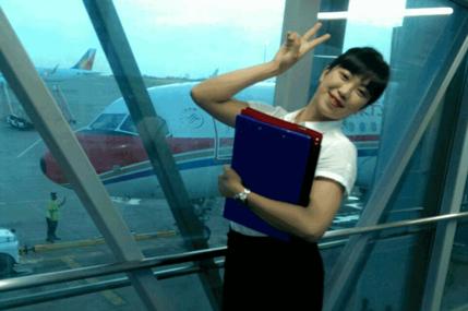 Cảm nhận học viên học tiếng anh và thực tập tại sân bay Philippines