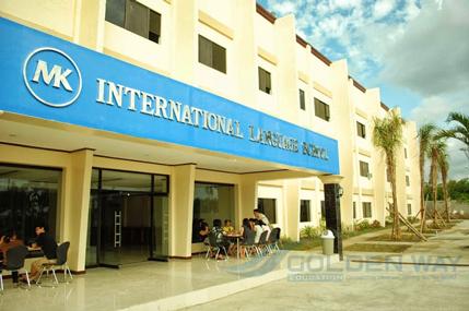 Du học Philippines trường Anh ngữ Quốc tế MK