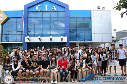 Trường Anh ngữ CIA - Cebu