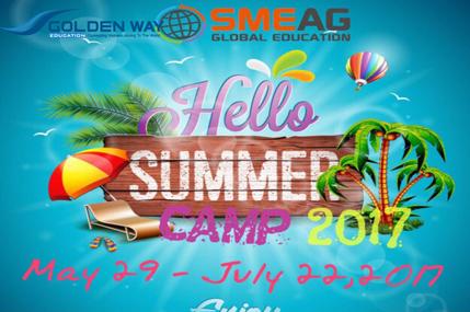 Chương trình trại hè tiếng Anh Philippines 2017 - Trường SMEAG