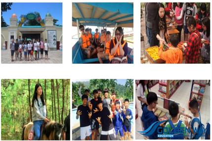 Học tiếng Anh hè tại Philippines chỉ từ 2 tuần tại trường Anh ngữ HELP