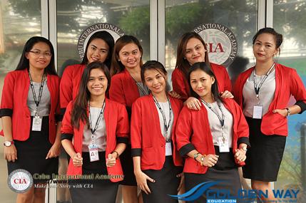Các khóa học tại Học Viện CIA - Philippines