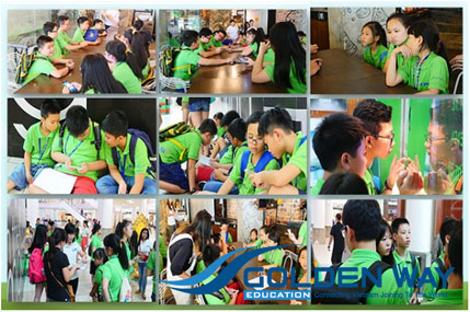 Tiếng Anh dành cho trẻ em tại Philippines - Junior course