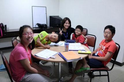 Khoá Junior - tiếng Anh dành cho trẻ em trường CPI - Philippines
