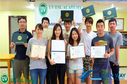 Trung tâm Anh ngữ UV ESL - Trường Đại học Visayas