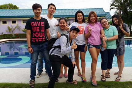 Chương trình CG Family English Camp