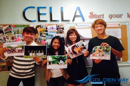 Những điểm mạnh khiến bạn chọn học tiếng Anh tại CELLA