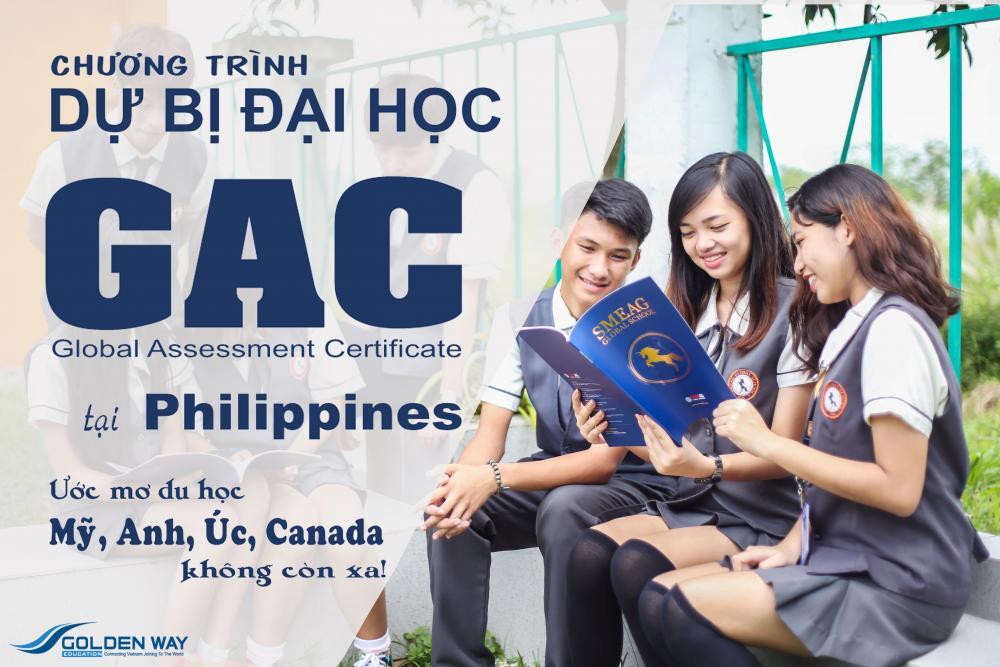Học GAC tại Philippines - Du học Anh, Úc, Canada trong tầm tay