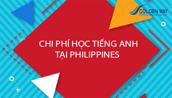 Chi phí Du học Philipipines 2019